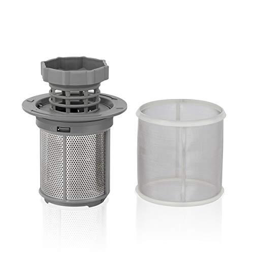 AIEVE Micro Filter Siebfilter Mesh Microfilter Ersatzfilter Mikrosieb Sieb Set für Bosch Neff Siemens Spülmaschine Geschirrspüler Geschirrspülmaschine #427903