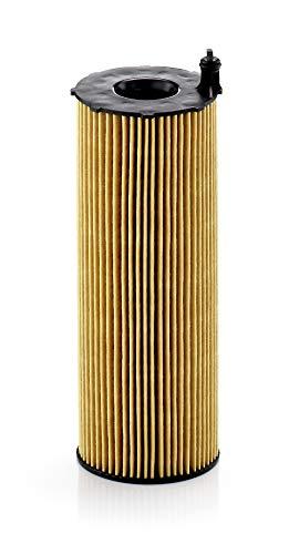 Oferta de Original MANN-FILTER Filtro de aceite HU 8003 x – Set de filtro de aceite juego de juntas – Para automóviles