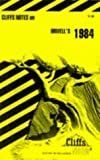 1984 Nineteen Eighty-Four - Cliffs Notes New Edition by Gilbert Borman, George Orwell published by Hungry Minds Inc,U.S. (1984)