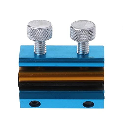 GoolRC- Herramienta de Lubricación para Cables Engrasador de Aluminio para Motocicleta, Engrasador de Alambre Cables de Motocicleta, Reabastecimiento De Cable Linea De Freno De Moto