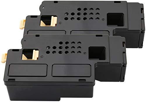 TONER EXPERTE CX17 C1700 C1750 Toner Kit 2 Nero compatibile per Epson AcuLaser C1750N C1750W CX17NF CX17WF (2000 pagine)