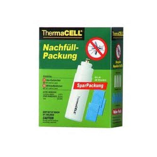 HBM Anti-Moustiques 002-RE-RGZ005 Recharge Anti-Moustique pour Portable Nomade/Lanterne 48 H