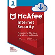 McAfee Internet Security Digital Download for 3 Devices
