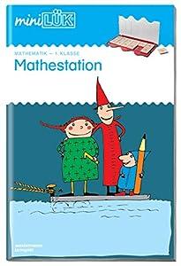 miniLÜK-Übungshefte / Mathematik: miniLÜK: Mathe-Station 1. Klasse