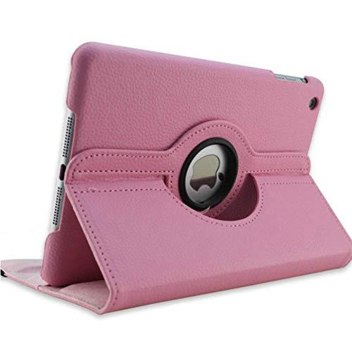 360 Rotation Flip Case Halter für Samsung Tab 3 7 SM-T210 T211 P3200 P3210 Abdeckkappe für Galaxy Tab3 7,0 Zoll T210 Abdeckglas-Pink