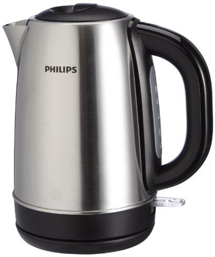 Philips HD9320/20 Wasserkocher aus Edelstahl, 1.7 L, 2200 W