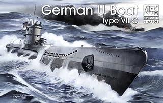 AFV Club Models 1/350 German U-Boat Type VII C by AFV Club