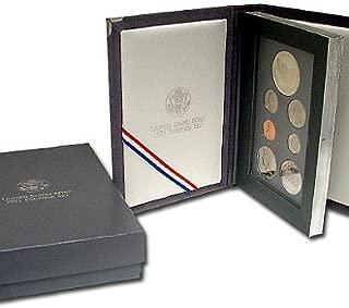 1991 us mint prestige proof set
