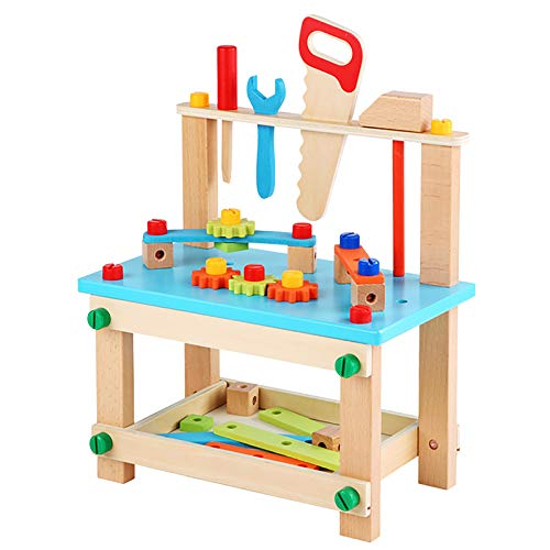 Seeing and Spelling Learning Wooden Toys Preschool Educational Toys for Toddler Kids, Children's Day Gift (A-Children's Wooden Tool)