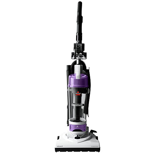 Read About BISSELL AeroSwift Compact Lightweight Bagless Vacuum, Purple - 10099