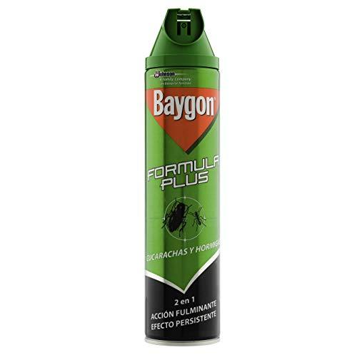 Baygon - Formula Plus Cucarachas Y Hormigas 600 ml