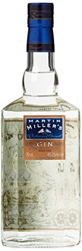 Martin Miller's 'Westbourne Strength' Dry Gin (1 x 0.7 l)