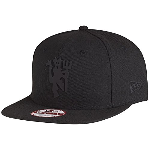 New Era Snapback Cap - Devil Manchester United Noir