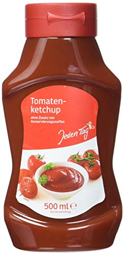 Jeden Tag Tomatenketchup Pet, 500 ml