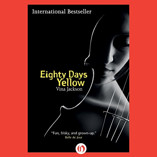 Eighty Days Yellow audiobook cover art