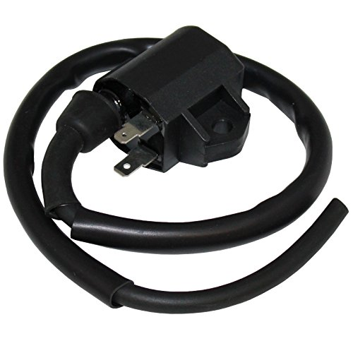 Caltric Ignition Coil Compatible With Arctic Cat 400 4X4 Fis M4 Le 2003 2004 2005 2006 2007 2008