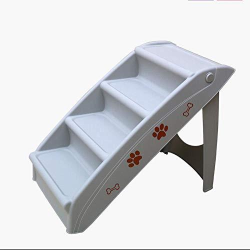 MODYL Pet Trappen Huisdieren gaan naar bed voor kleine en middelgrote honden voor plastic vouwbare skid hond ladder