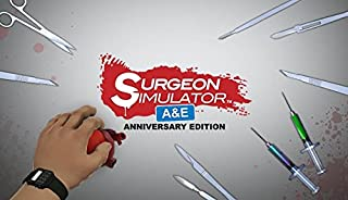 Surgeon Simulator: Anniversary Edition [Online Game Code]