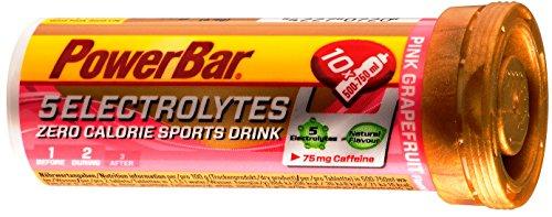 Power Bar 5 Electrolytes Pink Grapefruit, 1er Pack (1 x 504 g)