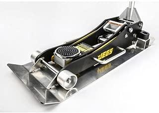 JEGS 80006K Aluminum Jack and Skid Plate Kit Floor Jack: (555-80006)