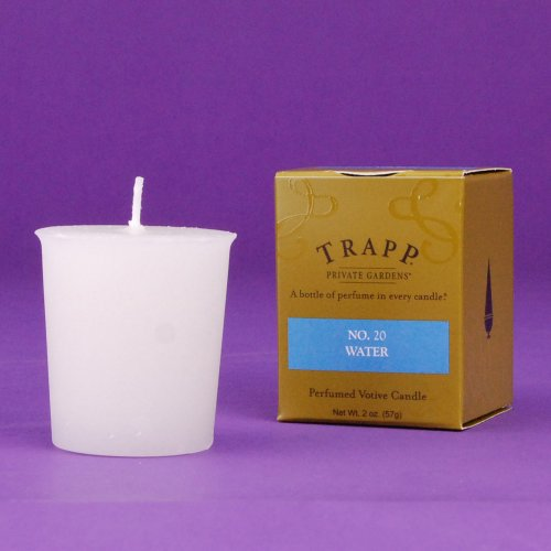 Trapp 2 oz Poured Candle No. 20 Water