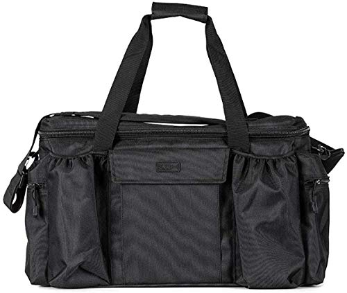 5.11 Tactical Patrol Ready 40 Liter Bag, Police Security Car Front Seat Organizer, Style...