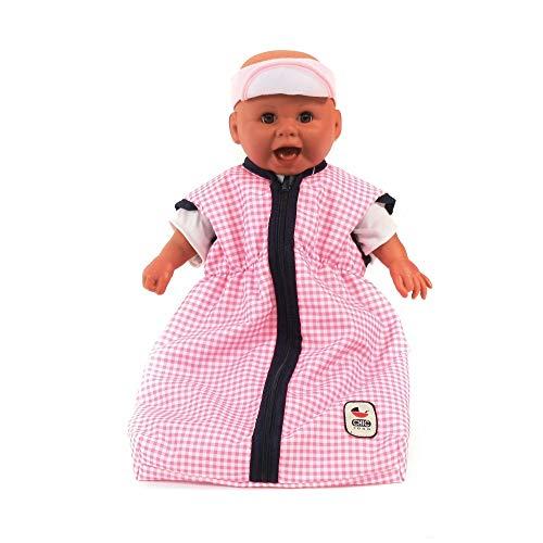 Bayer Chic 2000 792 46 Sac de couchage pour poupées.