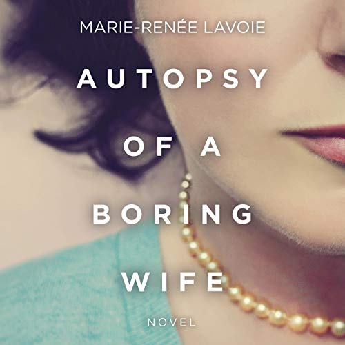 Autopsy of a Boring Wife cover art