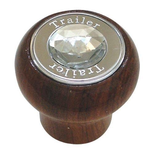 GG Grand General 54058 Matte Natural Light Wood Steerling Wheel Cover