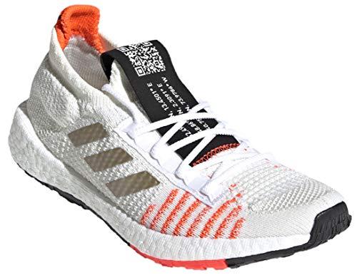 adidas Pulseboost Hd J - Zapatillas de running para hombre, color blanco, talla EU, color Blanco, talla 38 EU