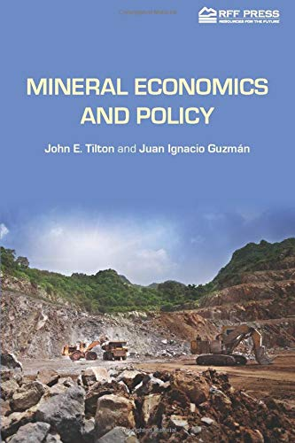 Image OfMineral Economics And Policy