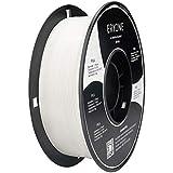 Filament PLA 1.75mm, ERYONE PLA Filament 1.75mm, Imprimante 3D Filament PLA Pour Imprimante 3D, 1kg 1 Spool,Blanc