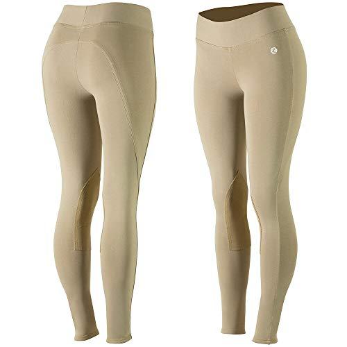 Horze Spirit Womens Knee Patch A...