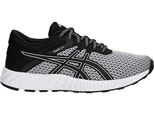 ASICS Women's fuzeX Lyte 2 Running Shoes, 12M, White/White