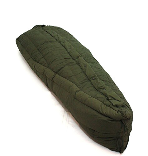 Tennier Industries Extreme Cold Weather Military Sleeping Bag