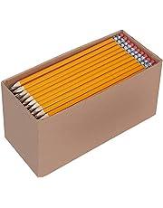 Amazon Basics - Matite pre-temperate in legno #2 HB, Confezione da 30 pezzi