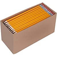 30-Count Amazon Basics Woodcased Pre-sharpened HB Lead Pencils
