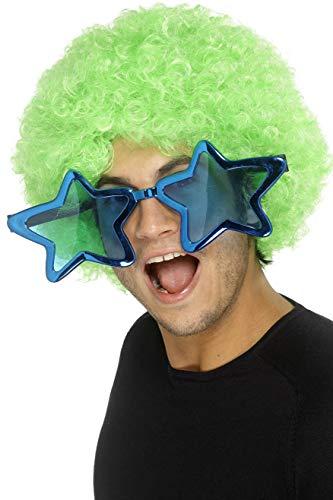 Jumbo Stern-Brille Verschiedenerlei, One Size