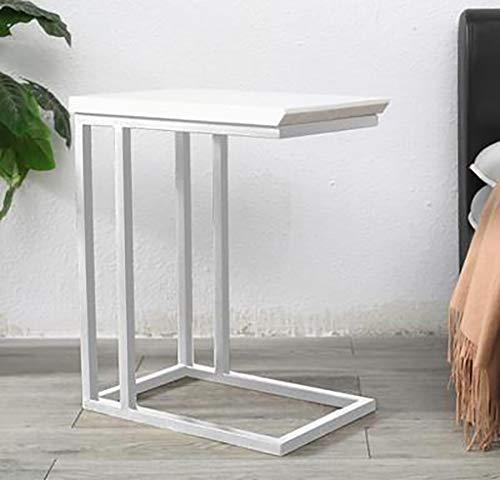 YWXCJ Tables Basses Petite Table Basse de Style Nordique Coin canapé côté Plusieurs Table de Chevet Amovible Mini Table Simple (Couleur : E)