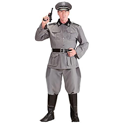 WIDMANN Widman - Disfraz de soldado militar para hombre, talla M (W4472-M)