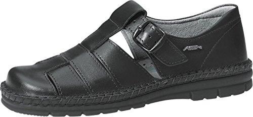 Abeba Abeba , Damen Sicherheitsschuhe Schwarz schwarz 36