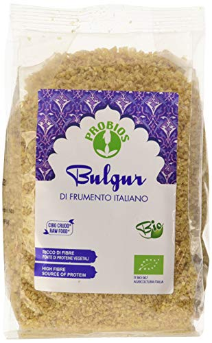 Probios Bulgur Grano Spezzato - 6 confezioni da 400 gr