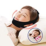 Best Chin Straps - Hually Anti snoring chin strap, Bandage Jaw Corrector Review