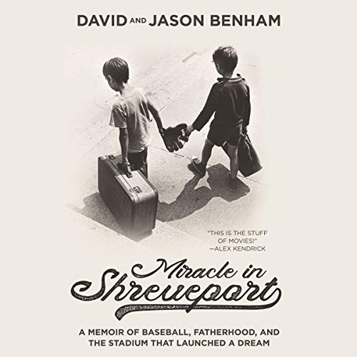 Miracle in Shreveport audiobook cover art