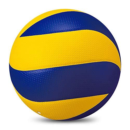 Noacog Volleyball Soft Touch Beach Offizieller Ball für drinnen und draußen, Spiel