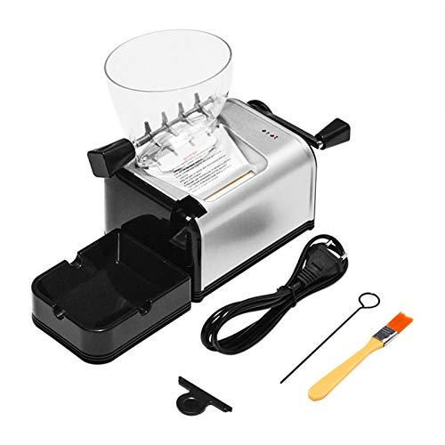 PLMN Maquina de Cigarrillos, Nuevo Fabricante de Cigarrillos domésticos de 8 mm con función de molienda de Cigarrillos