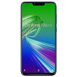 ASUS Zenfone Max M2 スペースブルー (4GB/32GB) 【日本正規代理店品】 ZB633KL-BL32S4/A