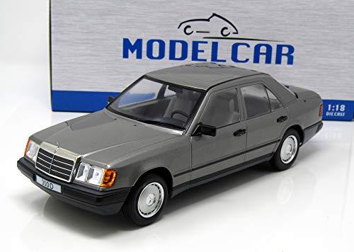 MCG Mercedes W124 300D 1984 anthrazitgraumet.172 Modellauto 18100 1:18