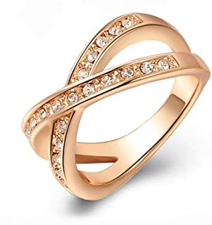 Roxi ring x shape