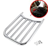 XFMT Backrest Sissy Bar Luggage Rack For Indian Chieftain Chief Classic Vintage...